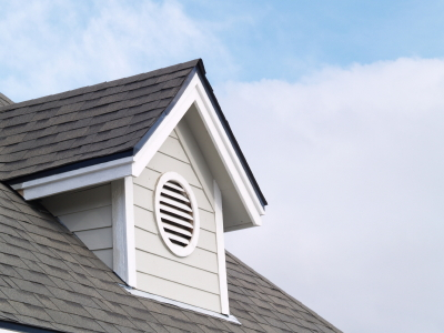 Gable-End Vent Installation in Greater Salem